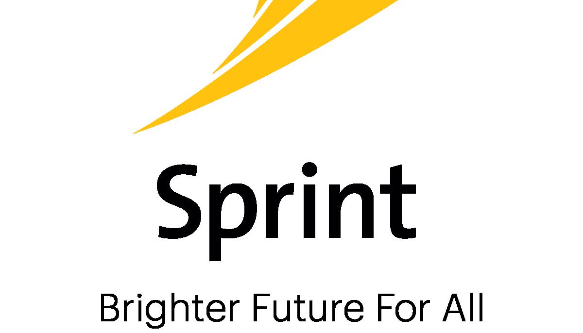 Sprint Stacked Logo