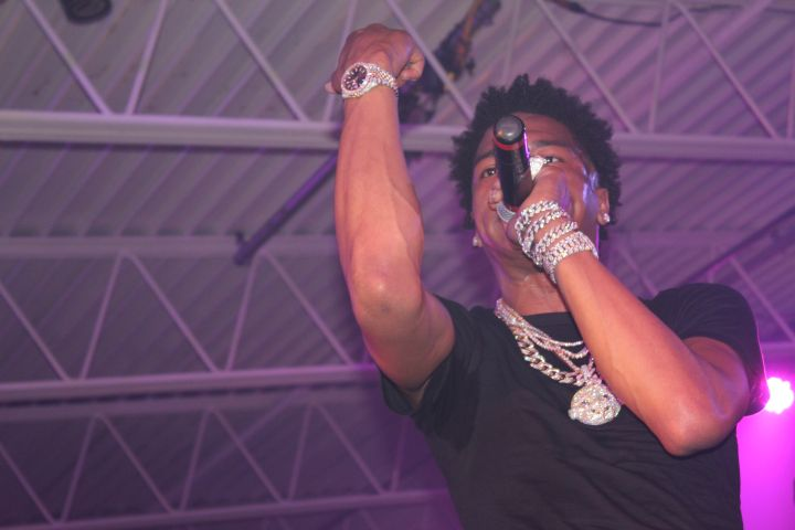 Lil Baby Performs LIVE in St. Louis [PHOTOS]