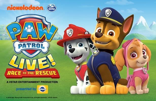 Paw Patrol LIve in STL