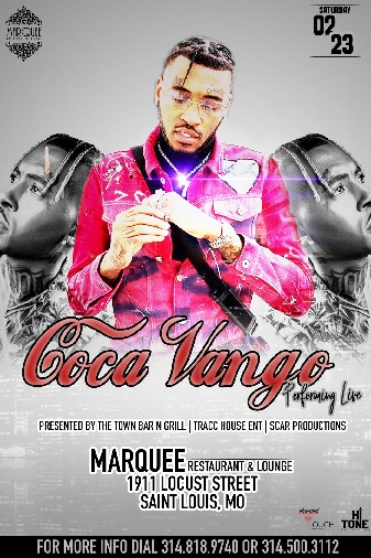 Coco Vango at The Marquee