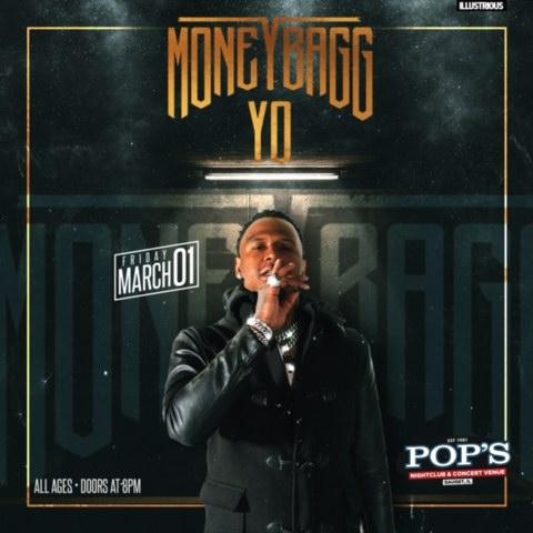 MoneyBagg Yo and LA4SS LIVE!!