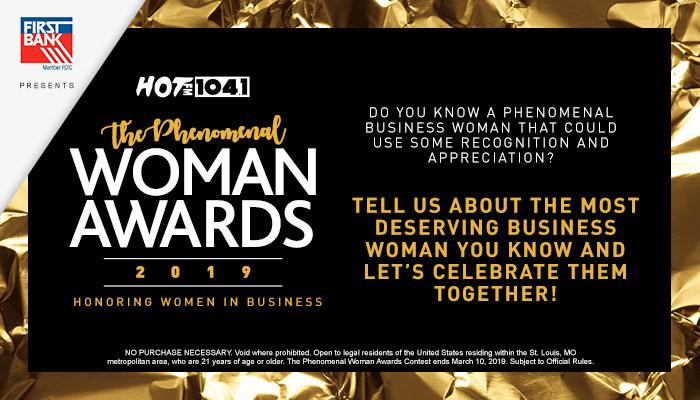 The Phenomenal Woman Awards 2019_RD_St. Louis_January 2019