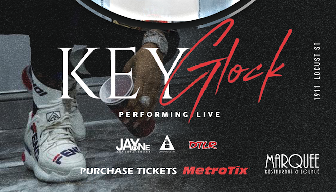 Key Glock at the Marquee