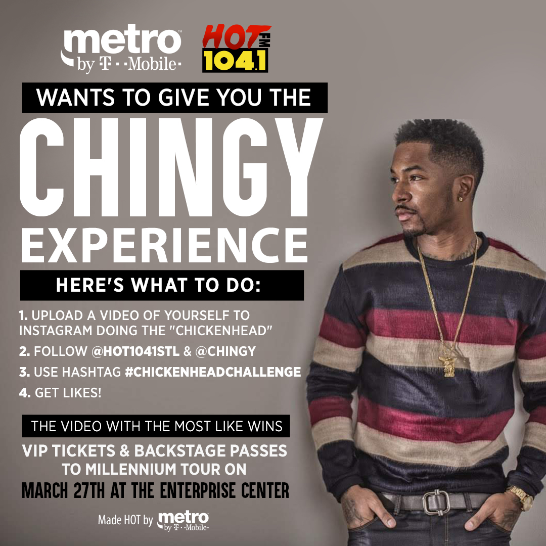 Chingy Experience