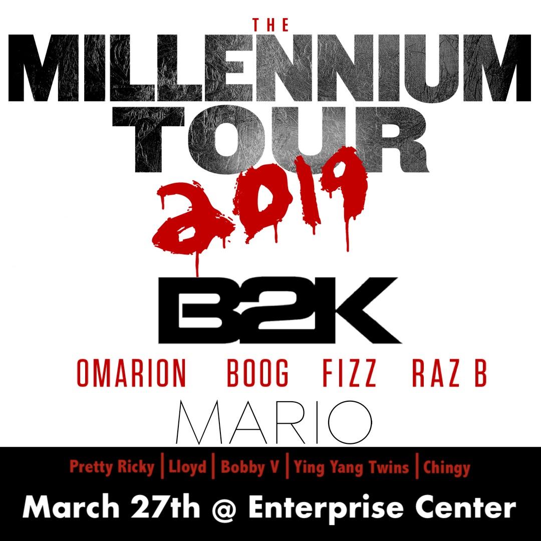 B2K and Mario Tour