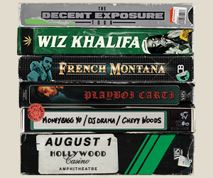 Wiz Khalifa Decent Exposure Tour