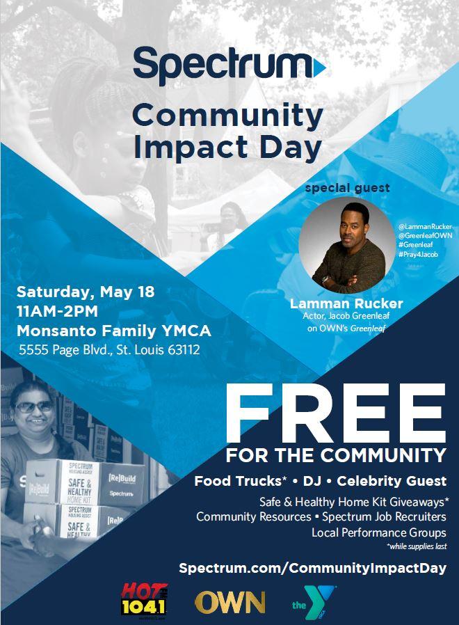 Spectrum Community Impact Day