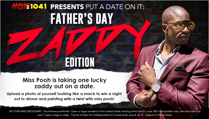 The Put A Date On It Zaddy edition