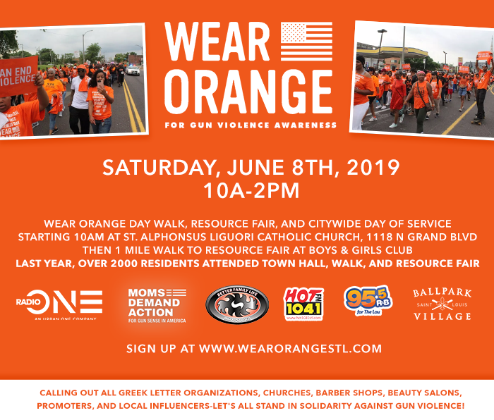 Wear Orange Day