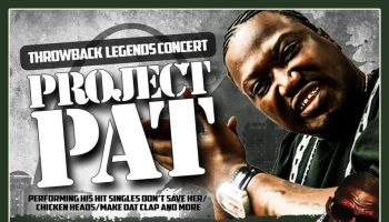Project Pat and Crunchy Black