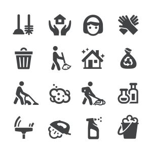 Cleaning Icons - Acme Series