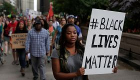 Activists March Against Police Violence In Chicago