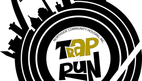 Trap Run Logo