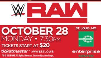 WWE Monday Night Raw 2019