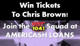 Chris Brown tix at Americash Remote