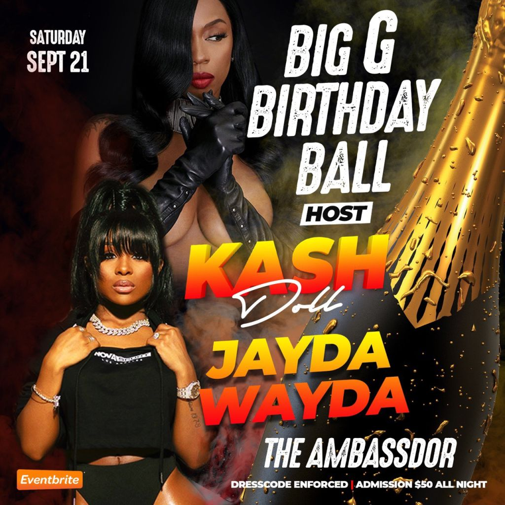 Big G Birthday Ball Revised