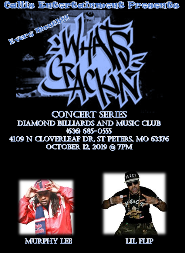 The What's Crackin Era Concert Series