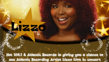 Win Tickets to See Lizzo Live
