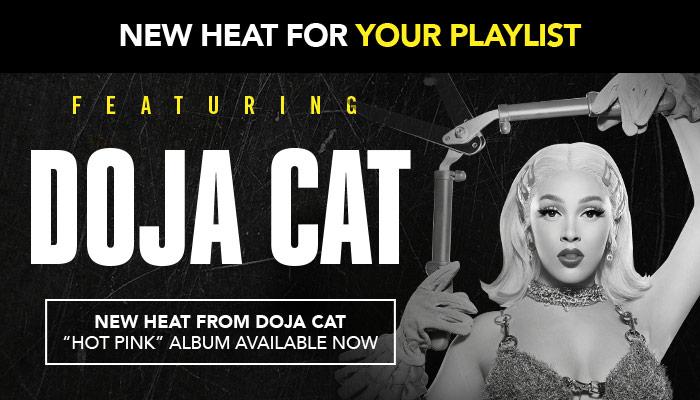 Doja Cat New Heat Playlist