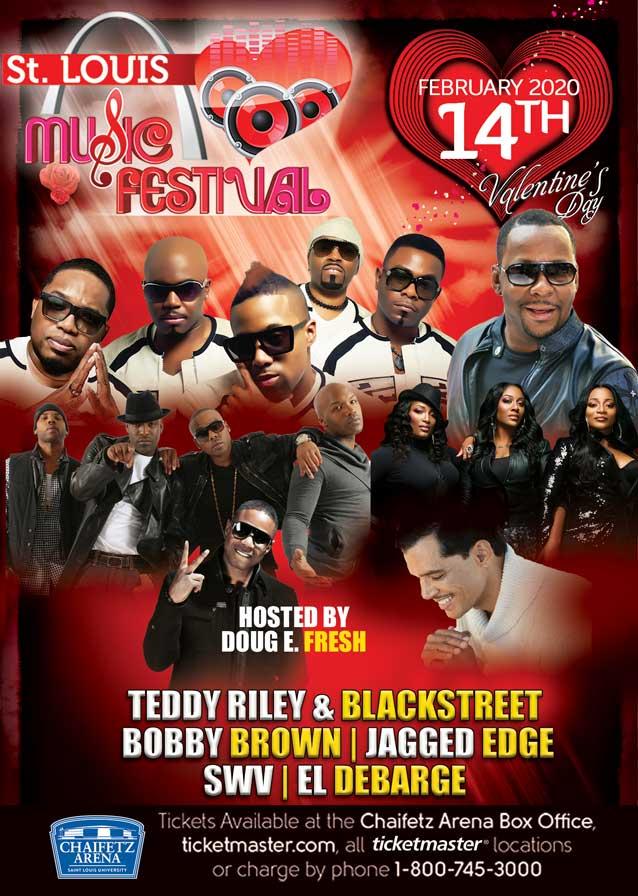STL Music Festival 2020