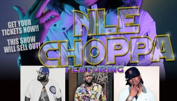 NLE Choppa at The Ambassador