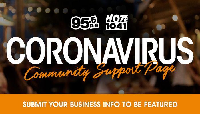 Coronavirus Community Page
