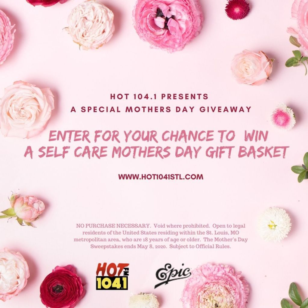 Hot 104.1 Self Care Sweepstakes