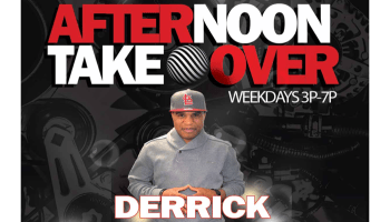 The Afternoon Takeover With Derrick Greene