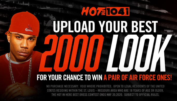 Local: Hot In Here Best 2000 Best Dress Contest_RD St. Louis WHHL_May 2020