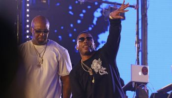 Nelly's Birthday Weekend With Kelly Rowland At Drai's Beach Club - Nightclub