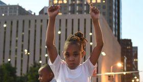 Demonstrations Over Death Of George Floyd, Killed In Police Custody In Minneapolis, Erupt In St. Louis