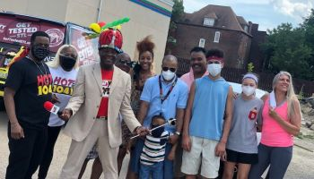 Lewis Reed & Hot 104.1 Presents The Juneteenth Car Ride