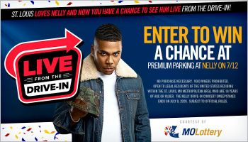 Local: Nelly Drive In Promotion_RD St. Louis_June 2020