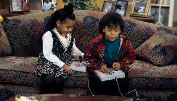 Naya Rivera, Bryton James Appearing In 'Family Matters'
