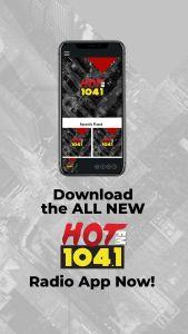 Hot 104.1 Graphics