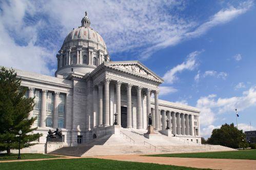 State Capitol Building, Jefferson City, Missouri, USA