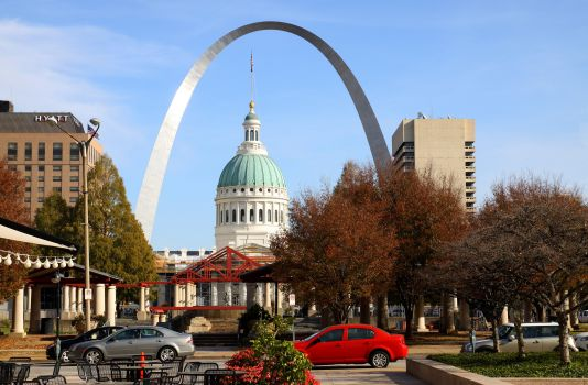 St. Louis Cityscapes And City Views