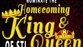 St. Louis Homecoming king/ Queen Contest